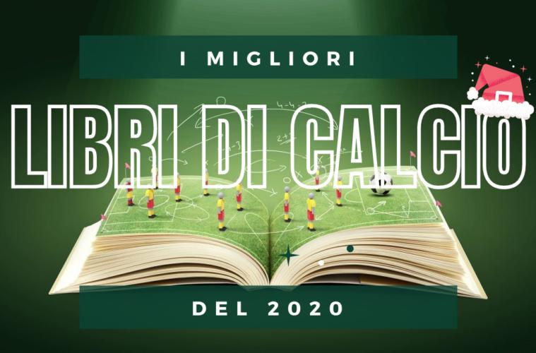 i migliori libri di calcio del 2020